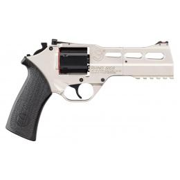 Bo Manufacture Chiappa Rhino Revolver 50DS .357 Special Edition Pistol (Pre-Order / ETA: July 2020) - Silver SE