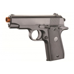 WellFire P88 Spring-Powered Airsoft Pistol (Color: Black)