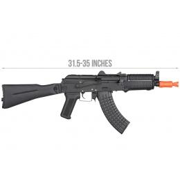 Double Bell AK Krinkov Short Barrel Airsoft AEG Rifle - BLACK