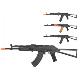Double Bell AKS-74 Airsoft AEG Rifle - BLACK