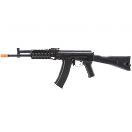 Double Bell AK-105 RAS Tactical Airsoft AEG Rifle (Color: Black)