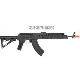 Double Bell Modern AK Airsoft AEG Rifle - BLACK