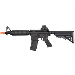 Double Bell M4 CQB RIS AEG Full Metal Airsoft Rifle (BLACK)
