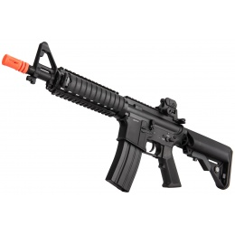 Double Bell M4 CQB RIS AEG Full Metal Airsoft Rifle (BLACK)