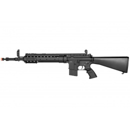 Double Bell MK12 SPR AEG Airsoft Rifle - BLACK