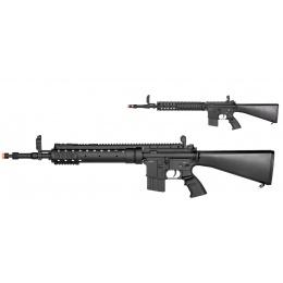 Double Bell MK12 SPR AEG Airsoft Rifle - BLACK