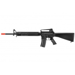 Double Bell M16A1 AEG Rifle (Black)
