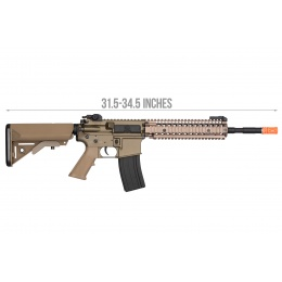 Double Bell MK18 AEG Full Metal Airsoft Rifle