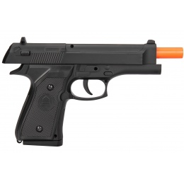 Double Bell M9 Airsoft Spring Pistol [Metal Body] - BLACK