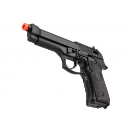 Double Bell M92 U.S. Army Gas Blowback Airsoft Pistol - BLACK