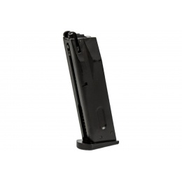 Double Bell 23 Round Green Gas Magazine for Double Bell M92 Gas Blowback Pistol (Color: Black)