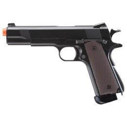 Double Bell M1911 MEU High FPS CO2 Blowback Airsoft Pistol (Color: Black)