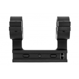 Double Bell Quick Release Rifle Scope Mount for Kar 98k WWII Rifle - BLACK