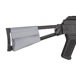 Double Bell AK Tactical Stock Pouch - GRAY