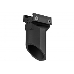 Double Bell AK Style PK-6 Vertical Foregrip - BLACK