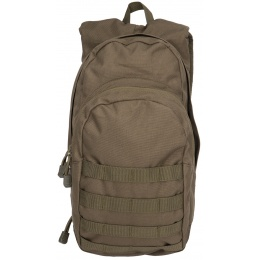 AMA Alpha-7 MOLLE Hydration Pack w/ Bladder - OD GREEN