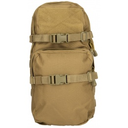Alpha-8 MOLLE Hydration Pack w/ Bladder - TAN