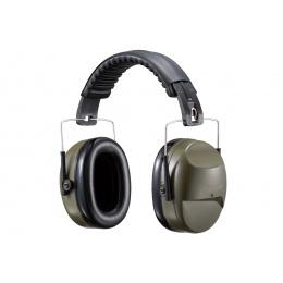 Earmor M06 Low Profile Passive Earmuffs for Sports Shooting (Color: Black)