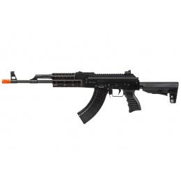 Golden Eagle M-LOK Tactical AK Airsoft AEG (Color: Black)