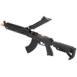 Golden Eagle F6841 AK Full Metal Airsoft AEG Rifle - BLACK