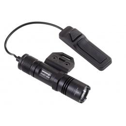 Opsmen FAST 302M Compact High Output Weapon Light for M-LOK Handguard (Color: Black)