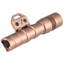 Opsmen FAST502K WeaponLight 800-Lumen Flashlight for KeyMod - TAN