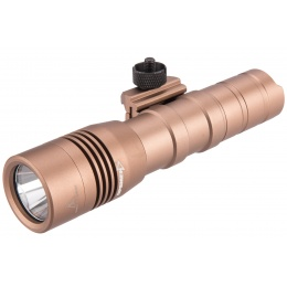 Opsmen FAST 502R WeaponLight 800-Lumen Flashlight for Picatinny Rail - TAN
