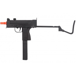 WellFire G12 MAC-11 CO2 Blowback SMG (Black)