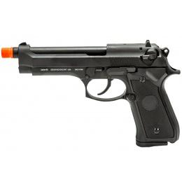 WellFire M9 CO2 Powered Gas Blowback Pistol (Color: Black)