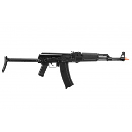 Well G74CC-B Ak47 CO2 GBB Rifle w/ Folding Stock (Black)
