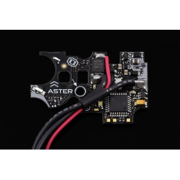 Gate Aster Drop-in Programmable Mosfet Module for V2 Airsoft AEGs (Front Wired)