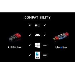 Gate Blu-Link Bluetooth Adapter for Gate Control Station App