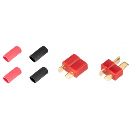 Gate Airsoft Deans Connector / Plug Set