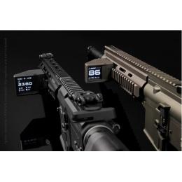 *Pre-Order* ETA Fall 2021 Gate Status Gun-Mounted Tactical Computer (Color: Black)