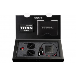 Gate Titan V2 Programmable MOSFET w/ USB-Link [Advanced Set] - REAR WIRED