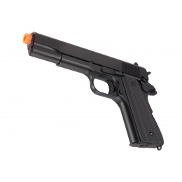 Golden Eagle IMF 3311 1911A1 Gas Blowback Airsoft Pistol - BLACK