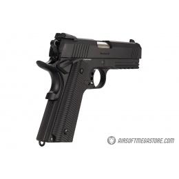 Golden Eagle MF 3332 OTS Tactical .45 Gas Blowback Airsoft Pistol - BLACK