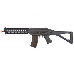 GHK Tactical SG551 Gas Blowback Airsoft Rifle - BLACK