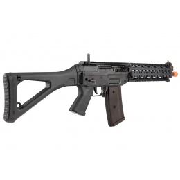 GHK Tactical SG551 Gas Blowback Airsoft Rifle - BLACK
