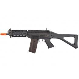GHK Tactical SG553 Gas Blowback Airsoft Rifle - BLACK