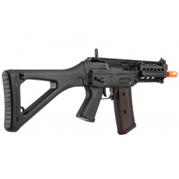 GHK Tactical SG553 Gas Blowback Airsoft Rifle - BLACK