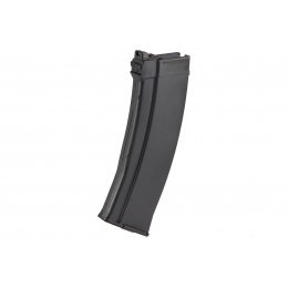 GHK 40rd Gas Magazine for GKS74U GBBR Airsoft Rifle - BLACK