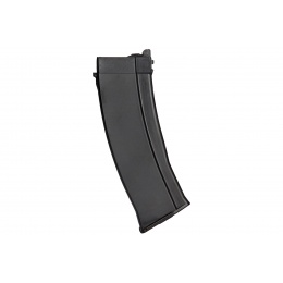 GHK 40rd Gas Magazine for GKS74U GBBR Airsoft Rifle - BLACK