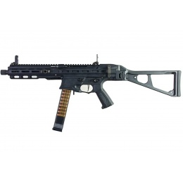 G&G Striker PCC45 SMG AEG Airsoft Rifle (Color: Black)