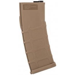 G&G 90rd G2 556 Mid Capacity Airsoft Magazine for M4/TR16 AEGs - TAN