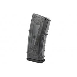 G&G 105 Round Mid-Capacity Magazine for M4/M16 AEG Rifles (Color: Translucent Black)