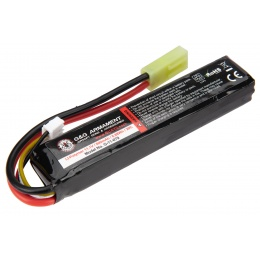 G&G 20C 11.1v 800mAh Tamiya Stick LiPo Battery