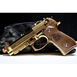 G&G GPM92 GP2 GBB Pistols (Gold Limited Edition)