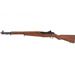 G&G M1 Garand Airsoft AEG Rifle w/ Version 2 ETU MOSFET (Wood)