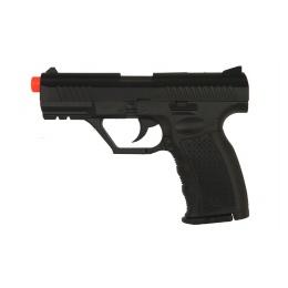 HFC HA-128B Premium Spring Airsoft Pistol - BLACK